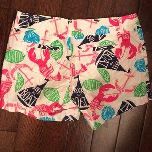 Lilly Pulitzer Shorts - Illy Pulitzer shorts